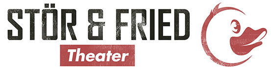 Stör & Fried Theater Logo
